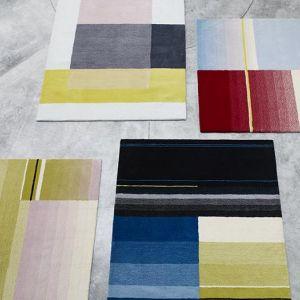 colour carpet 05 by hay 718 by hay tapis color aux motifs abstraits. Black Bedroom Furniture Sets. Home Design Ideas