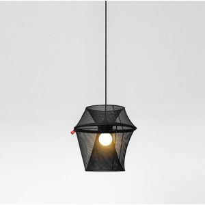 lampe modulable moire petit. Black Bedroom Furniture Sets. Home Design Ideas