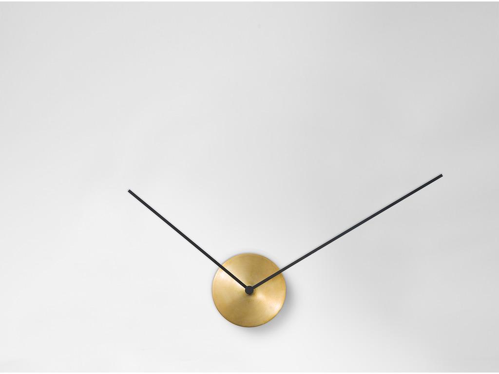 horloge murale less. Black Bedroom Furniture Sets. Home Design Ideas