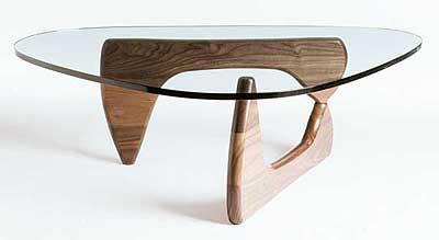 table basse nogushi. Black Bedroom Furniture Sets. Home Design Ideas