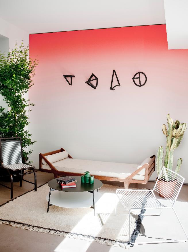 papier peint jungle. Black Bedroom Furniture Sets. Home Design Ideas