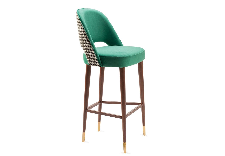 fauteuil de bar ava. Black Bedroom Furniture Sets. Home Design Ideas