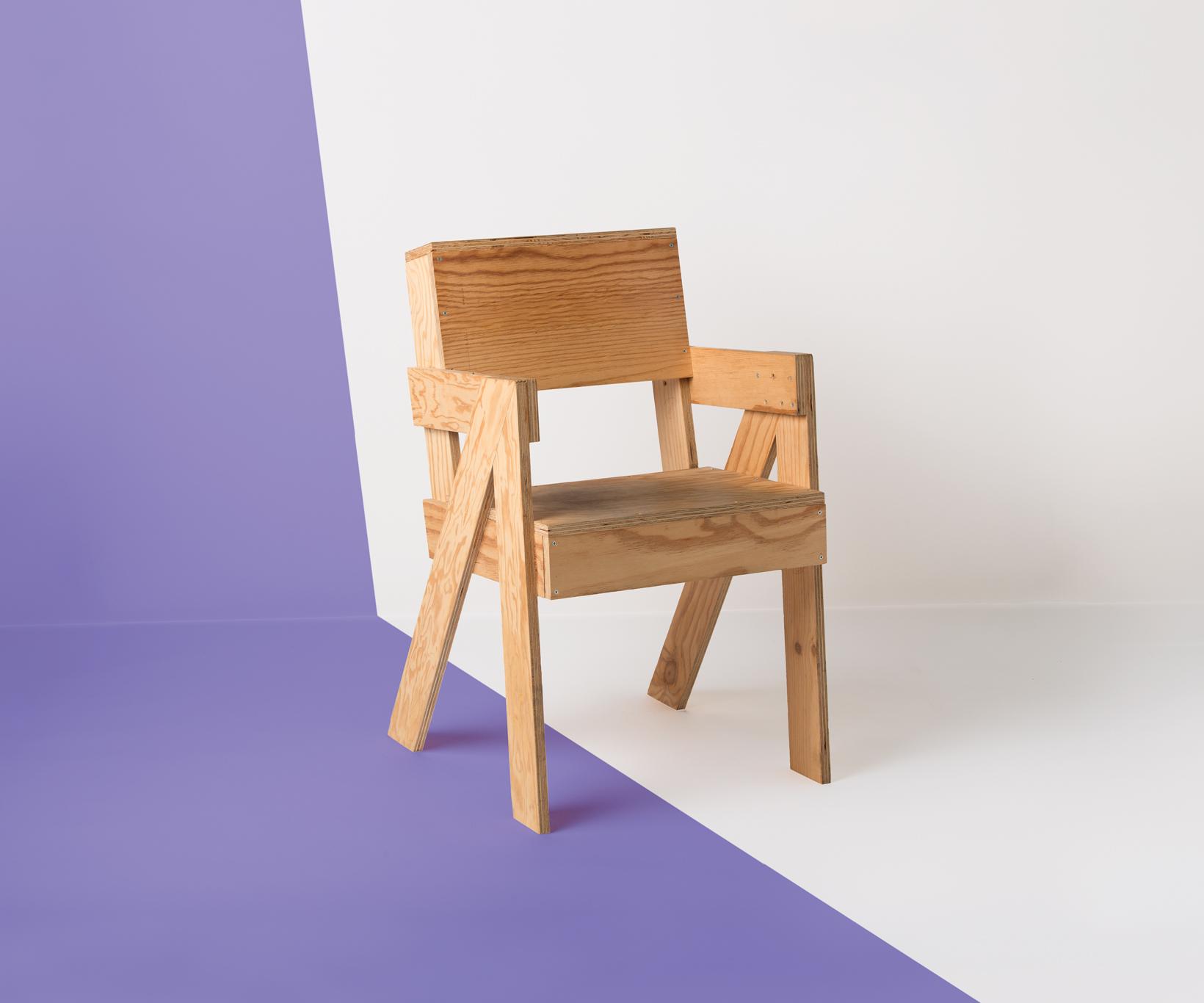 fauteuil scala fabrication. Black Bedroom Furniture Sets. Home Design Ideas