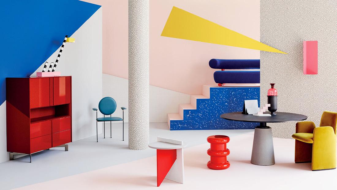 Shopping memphis 80s s l ctions d 39 objets design goodmoods for 80 s apartment design